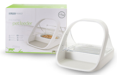 3 NEW SureFeed Microchip Sealed Pet Feeder Cat / Small Dog Bowl OFFER SAVES $$$