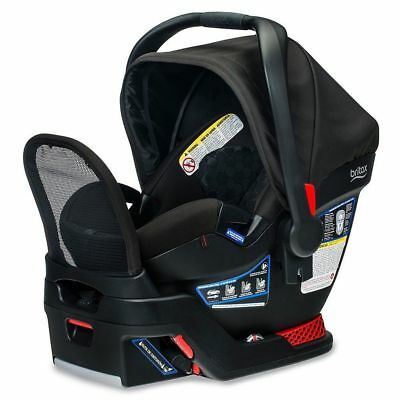 Britax Endeavours Infant Car Seat Baby Child Safety with Anti Rebound Bar Circa
