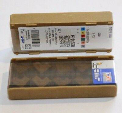 Tag N8C Ic830 Iscar *** 10 Inserts *** Factory Pack ***