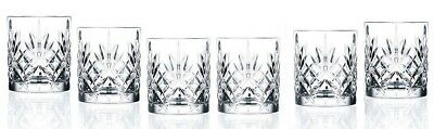 (Double Old Fashion) - Lorenzo Import 238520 RCR Crystal Double Old fashioned