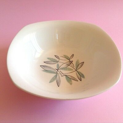 1950s JESSIE TAIT Midwinter Modern Fashion Shape CASSANDRA Vintage Retro BOWL