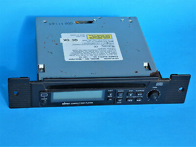 MIPRO COMPACT DISC PLAYER MCD-707P for MIPRO MA707 AMP