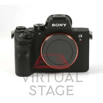 UK Sony Alpha a7R III Mirrorless Digital Camera Body Only