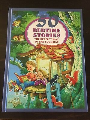 50 Bed Time Stories Book