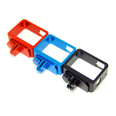 For Gopro Hero 6/5 CNC Aluminum Case Metal Protective Housing Frame Cover Access