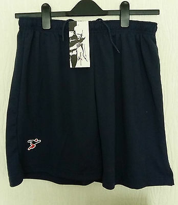 Football Shorts mens navy new with tags precision training various sizes