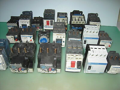 Telemecanique Contactor (Loads to Choose from) Schneider