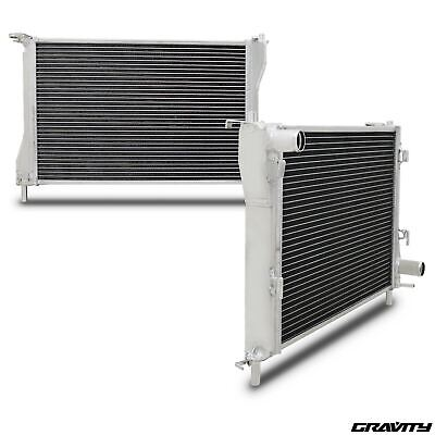 40mm ALUMINIUM ALLOY RADIATOR RAD FOR FORD FIESTA MK5 ST 150 ST150 2.0 04-08