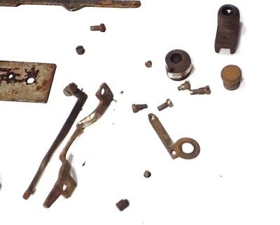 Treadle Sewing Machine Wheeler & Wilson D-9 Parts -    Misc Parts