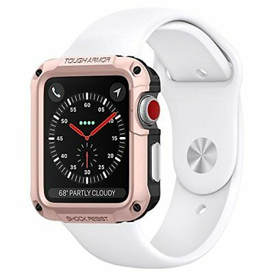 Apple Watch Case ONLY Series 1 2 3 -42 mm Rose Gold