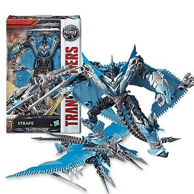 Transformers: The Last Knight Premier Edition Deluxe - Strafe - USA Seller