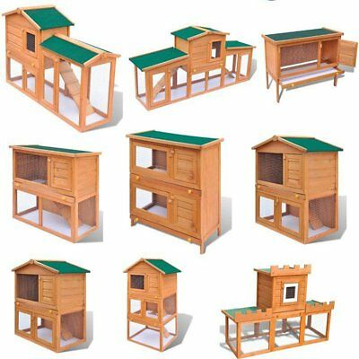 Chicken Hen House Coop Poultry Ark Run Brand New Rabbit Hutch All Types Availabl