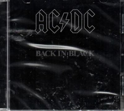 AC/DC - Back in Black - CD - Neu / OVP