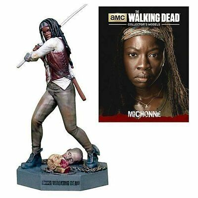 The Walking Dead Michonne Action Figure AMC Character Booklet