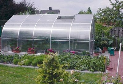 "Riga V Greenhouse Kit  9' 8"" W x 17' 6"" L"