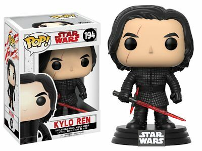 Funko POP! - Star Wars: The Last Jedi - Kylo Ren Figur
