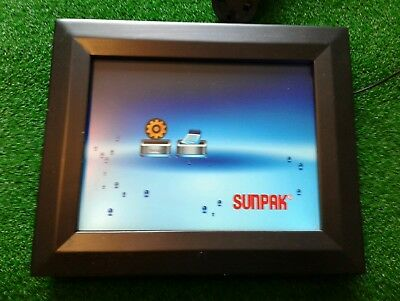 "Sunpak 15"" Digital Photo Frame SF-150-42001SL"
