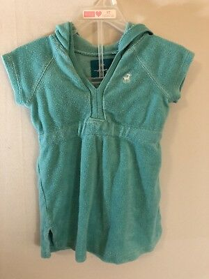Old Navy Infants Terry Cloth Beach Cover-Up Size 6 To 12 Months
