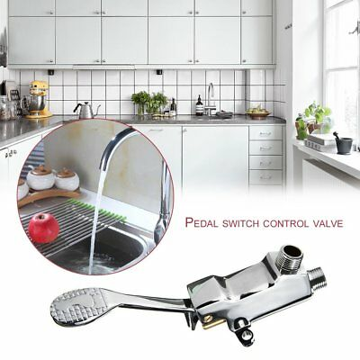 Switch Control By Foot Foot Pedal Valve Hospital Bathroom Pedal Water Faucet G1