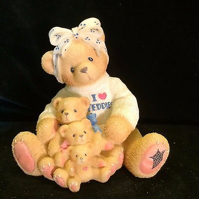 Cherished Teddies If A Mom's Love Comes In All Sizes Yours Has... #302988