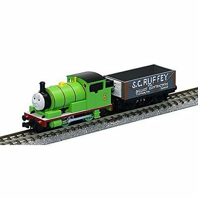 Tomix 93811 Thomas Tank Engine & Friends Percy 2 Cars Set (N scale) Japan new .