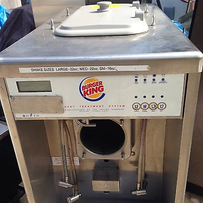 TAYLOR PH61-33,  Milk Shake Machine from Burger King.