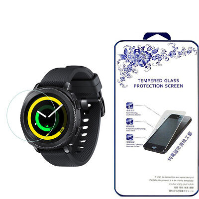 For Samsung Gear Sport Smartwatch Tempered Glass Screen Protector