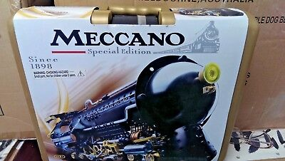 Meccano (0507) Special Edition Mechanical Locomotive Railroad -8 models in 1 NEW