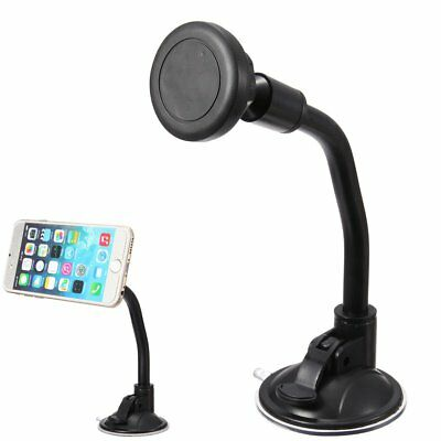 360°Magnetic Mount Car Windshield Dashboard Suction Cup Cell Phone Holder Stand