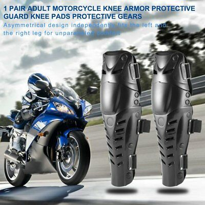 1 Pair Adult Motorcycle Knee Armor Protective Guard Knee Pads Protective Gears G