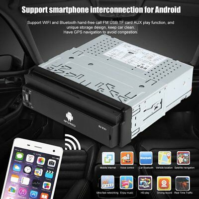 7 Inch HD1080P Digital Touch Screen Car MP5 Player for Android Mobile Phone Q@