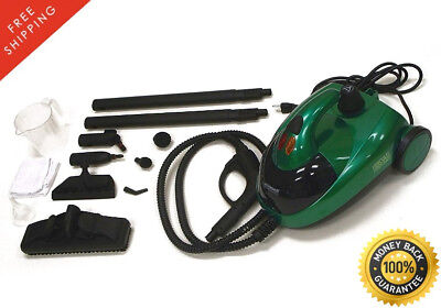 BISSELL BigGreen Commercial Steam Cleaner Hercules Vapor Scrubber Cleaning Tools