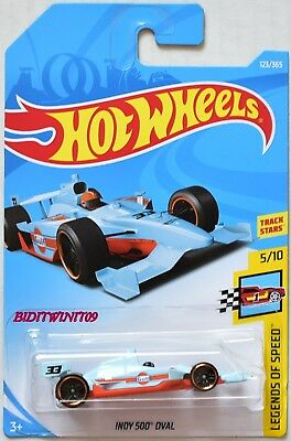 Hot Wheels 2018 Legends Of Speed Indy 500 Oval