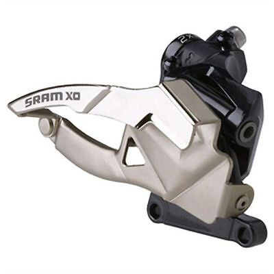 Desviador SRAM X0 2x10 Low Direct Mount 38T Top-Pull
