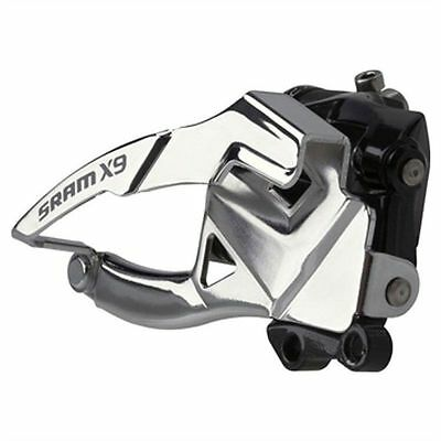 Desviador SRAM X9 3x10 Low Direct Mount S3 44T Top-Pull