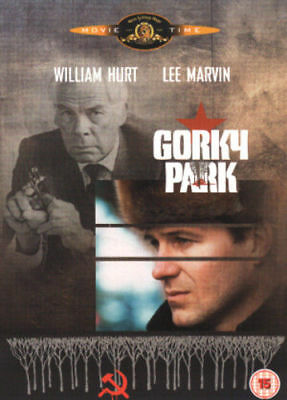 Gorky Park Dvd William Hurt Brand New & Factory Sealed