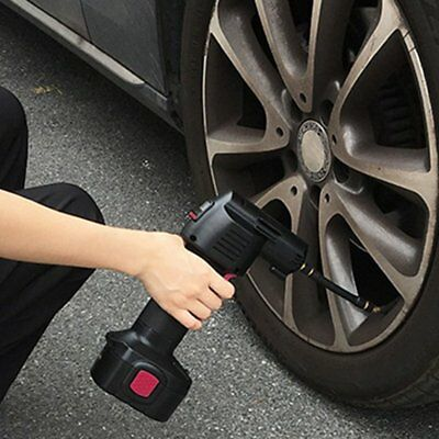 Portable Rechargeable Handheld Electric Vehicle Car Tire Inflatable Air Pump TZ