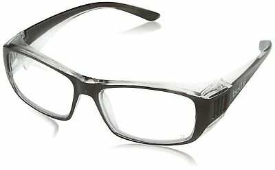 Bolle B808 Prescription Range Safety Spectacles Glasses Clear Lens B808BLPSI