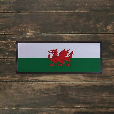 Welsh Flag Wales Bar Runner Ideal For Home Cocktail Party Bar Mat Pub