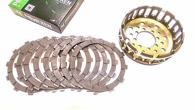 NEW Ducati clutch basket clutchbasket + friction plates 1098 / 1198 / 1198s