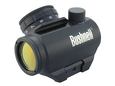 Bushnell Trophy TRS-25 Red Dot Sight 1x 25mm 3 MOA Dot with Integral 731303
