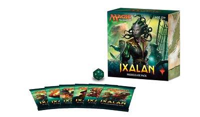 MTG - Pre Release Pack - IXALAN - ITALIANO - SIGILLATO SEALED NEW