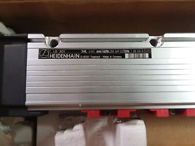 Heidenhain Linear Encoder Glass Scale Lb301 640Mm