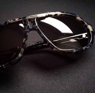 bbc04985060 New Cazal Legends 8018 Sunglasses Cazal Aviator 8018 C. 002 Marble Black  Germany