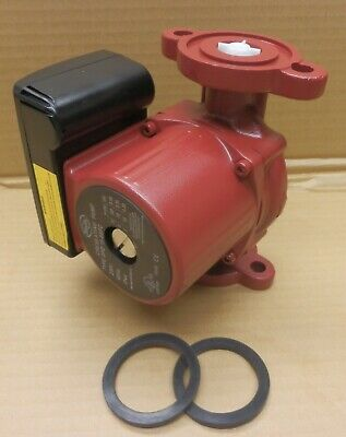GPD15-6SFC Circulator Pump 230V, Max Flow 17 GPM Max Head 19ft vs UPS15-58FC