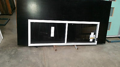 Sliding Window - 600h x 1810w Brand New w/Clear Glass - Various Colours