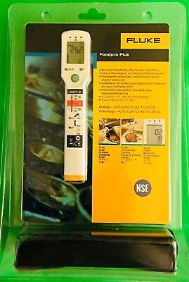 Fluke Foodpro Plus Professional Thermometer Brand New! Never Open!