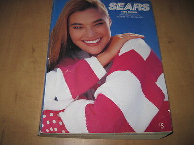Vintage Sears 1992 Annual Spring & Summer Catalog