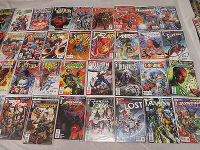 NEW 52 #1 37 out of  52 complete set 1st print, NM SUPERMAN, no SUICIDE SQUAD