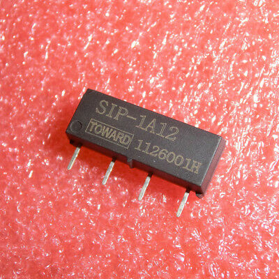 DSS41A05 Reed Relay Coil Voltage 5V switching voltage 200V 0.5A 10W SIP SRC